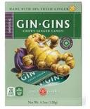Gin Gins Original Ginger Chews Box