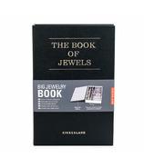 Kikkerland Big Jewelry Book