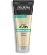 John Frieda Sheer Blonde Highlight Activating Brightening Shampoo