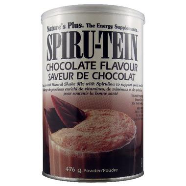 Nature\'s Plus Spiru-Tein Chocolate Flavour Shake Mix