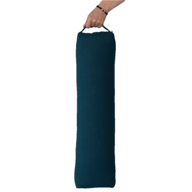 Halfmoon Prana Yoga Bolster Charcoal