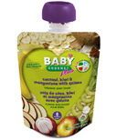 Baby Gourmet Plus Coconut, Kiwi & Mangosteen With Quinoa
