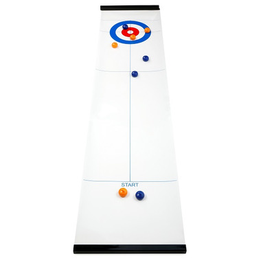 Kikkerland Roll Up Curling Game