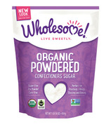 Wholesome Sweeteners Organic Fair-Trade Powdered Sugar