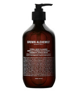 Grown Alchemist Hydra+ Body Cleanser Glyceryl-Oleate, Rosemary & Sandalwood
