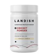 Landish Superfood Protein Powder + Cricket Powder Vanilla