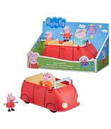 Peppa Pig Pep Family Red Car