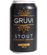 Gruvi Non Alcoholic Stout