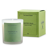 The Scented Market Soy Wax Candle Frosted Pear