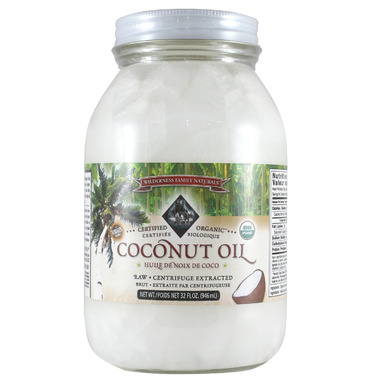 Wilderness Family Organic Raw Coconut Oil