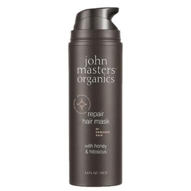 John Masters Organics Repair Hair Mask For Damaged Hair Honey & Hibiscus