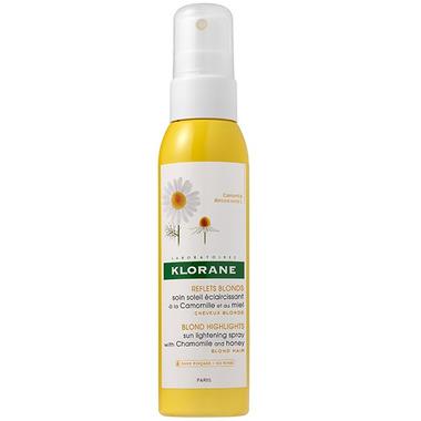 Klorane Sun Lightning Spray With Chamomile And Honey