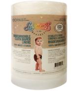 Bummis Biodegradable Maize Cloth Diaper Liners