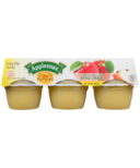 Applesnax Organic Unsweetened Applesauce Cups