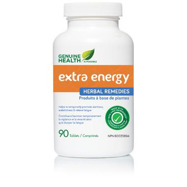 Genuine Health Extra Energy