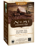 Numi Organic Chocolate Pu- erh Tea