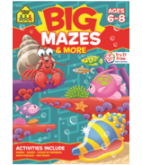 School Zone Big Mazes and More