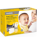 Medela Pump In Style Double Breastpump with PersonalFit Flex Breast Shields