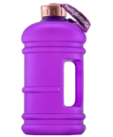 The Big Bottle Co Violet Rose 2.2L Water Bottle