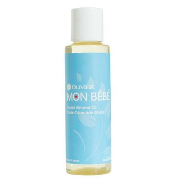 Olivier Mon Bébé Sweet Almond Oil