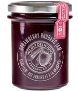 Wildly Delicious Strawberry Rhubarb Jam