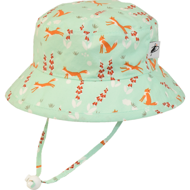 Puffin Gear Camp Hat Foxglove Mint