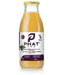 Phat Tea Dark Berry Black Tea with Pink Salt & MCT Oil