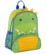 Stephen Joseph Sidekicks Backpacks Dino