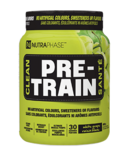 NUTRAPHASE Clean Pre-Train White Grape