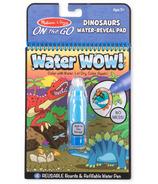 Melissa & Doug Water WOW ! Dinosaures