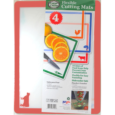 Chop Chop Cutting Board Set