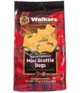 Walkers Mini Shortbread Scottie Dogs