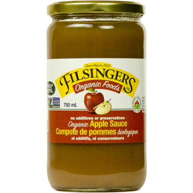 Filsinger\'s Organic Apple Sauce Large