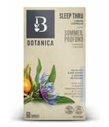 Botanica Sleep Thru Liquid Capsule