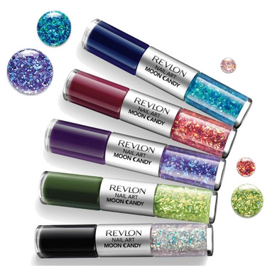 Buy Revlon Nail Art Moon Candy Collection At Well Free Shipping