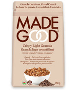 MadeGood Crispy Light Granola Cocoa Crunch