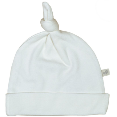 Perlimpinpin Bamboo Knotted Beanie Hat