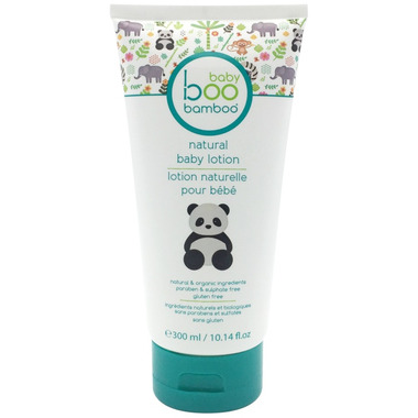 Boo Bamboo Baby Natural Lotion