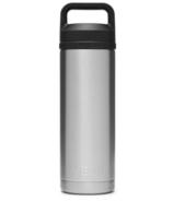 YETI Rambler Bottle + Chug Cap Stainless
