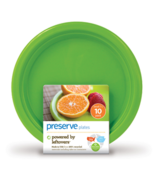 Preserve Small On The Go Plates Apple Green