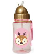 Skip Hop Zoo Winter Straw Bottle Deer