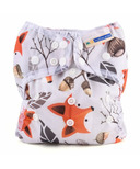 Mother ease Wizard Uno All-in-One Cloth Diaper Foxy