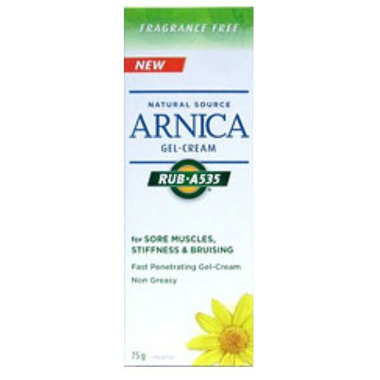 RUB A535 Arnica Gel Cream