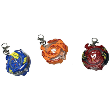 World\'s Smallest Coolest Beyblades Keychain