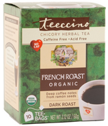Teeccino French Roast Roasted Herbal Tea