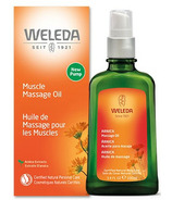 Weleda Muscle Massage Oil