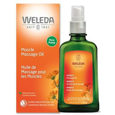 Weleda Muscle Massage Oil