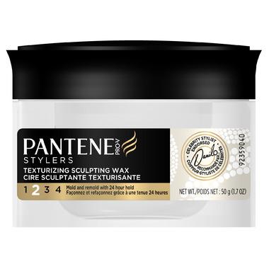 Pantene Stylers Textured Sculpting Wax