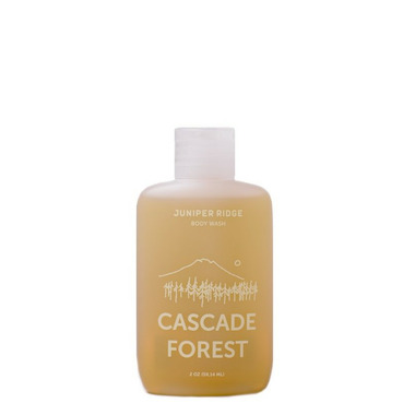 Juniper Ridge Backcountry Cascade Forest Body Wash Travel Size