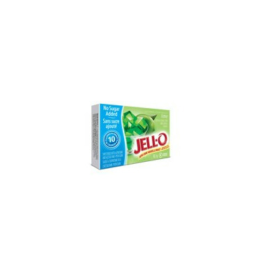 Jell-O Light Lime Jelly Powder